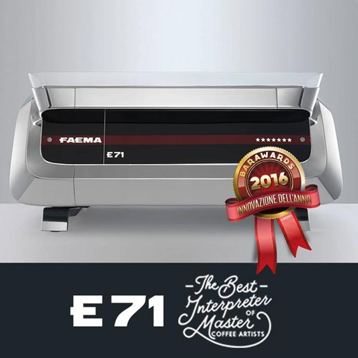E71 wins Barawards 2016