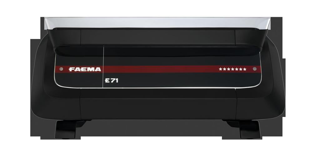 E71 full black